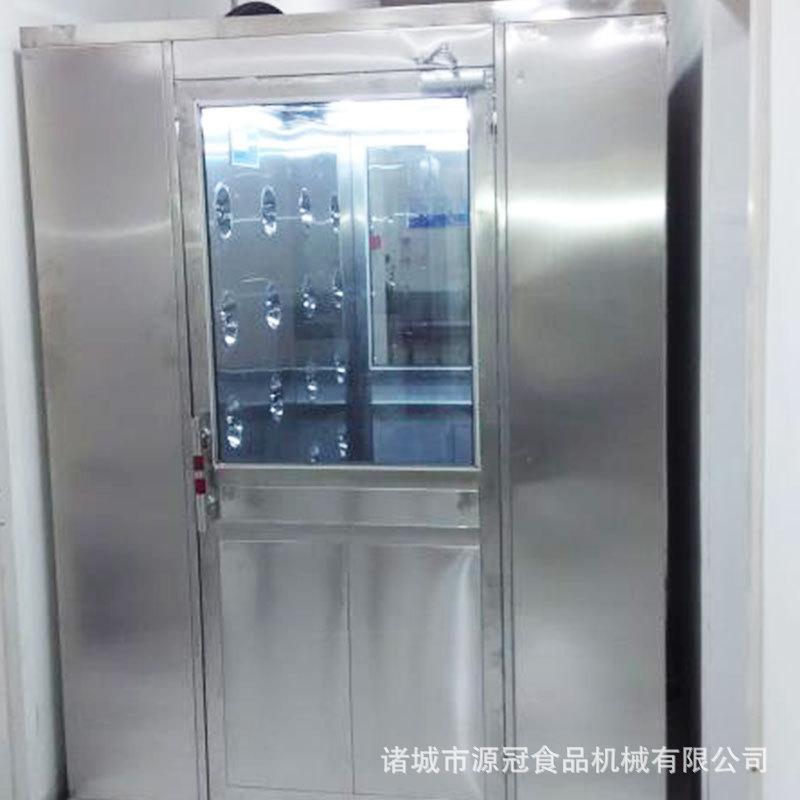 双人风淋室医药卫生生熟食品加工精密仪器仪表 净化设备