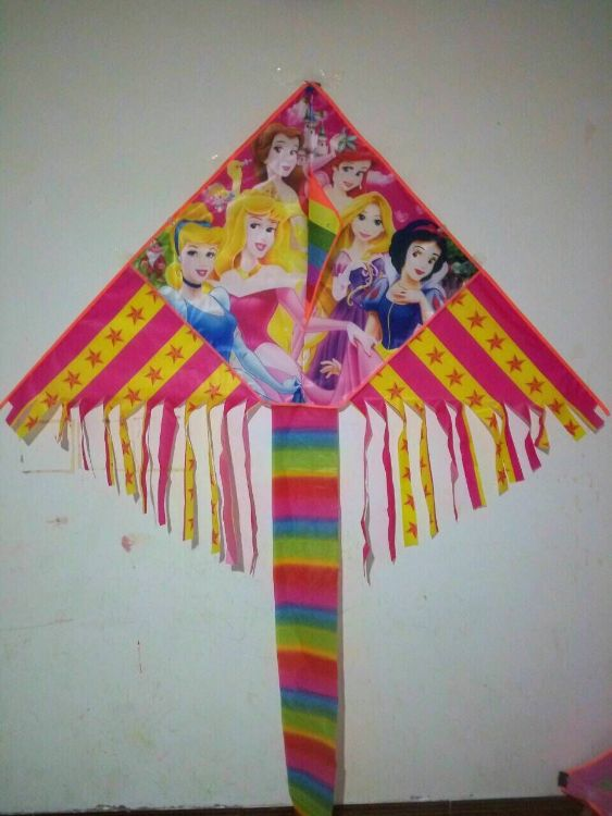 潍坊风筝儿童风筝特价1.8米五星多尾长尾风筝厂家直销爆款热卖