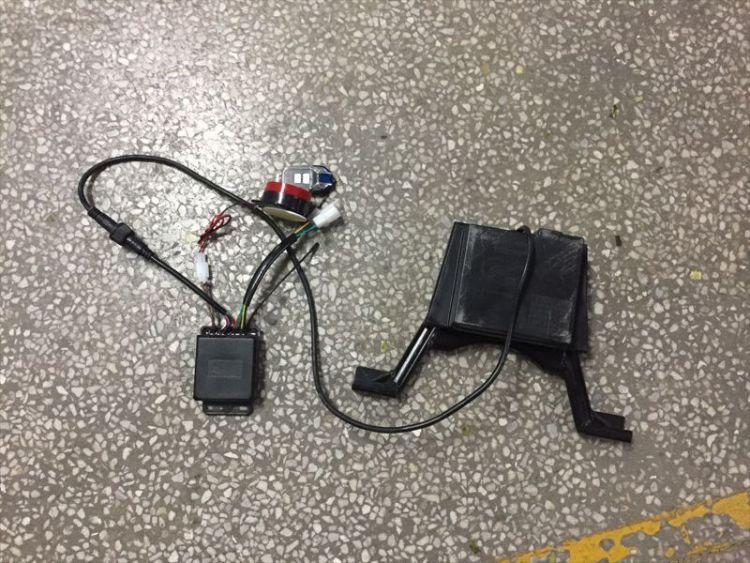 共享电动单车智能锁  电动车自动中撑  共享单车智能锁电机