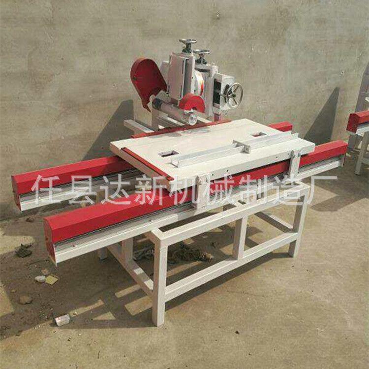 达新机械 台式 电动多功能大型瓷砖切割机 磨边机石材切割机 切石机1200型