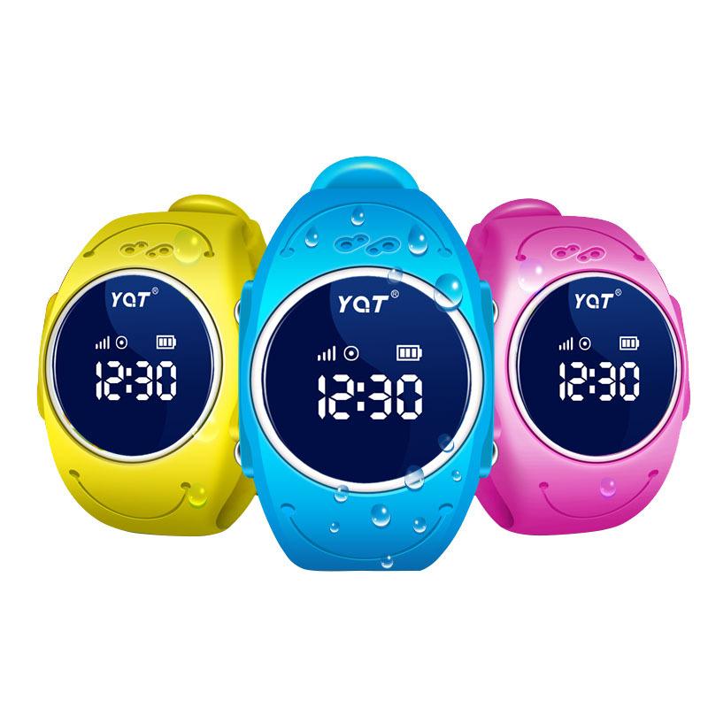 儿童智能手表 深防水通话gps定位wifi男女学生电话手表三重定位