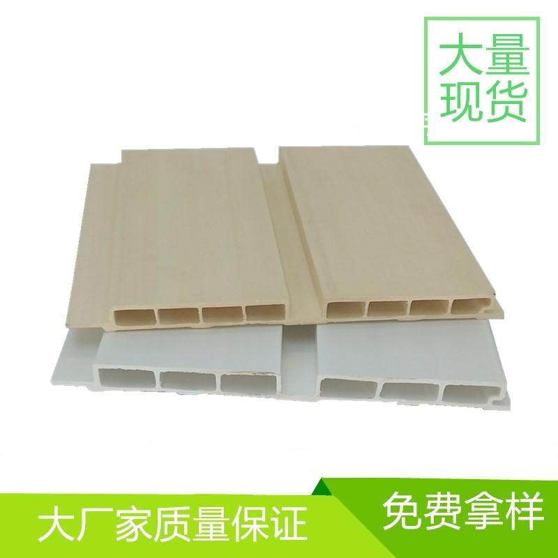 生态木150木纹长城板家装阳台专用环保防水无甲醛绿可木装修材料