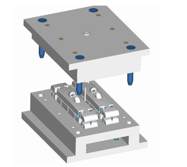 东莞专业注塑加工模具制造打印机塑胶制品 模具注塑外壳塑料开模