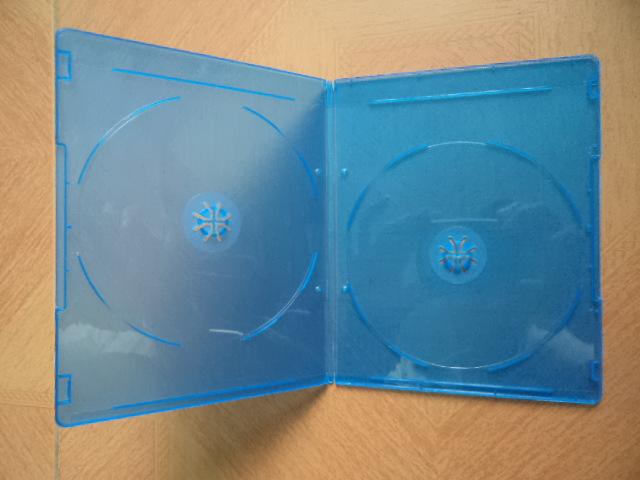 5MM双面蓝光dvd盒子dvd盒(YP-D864)