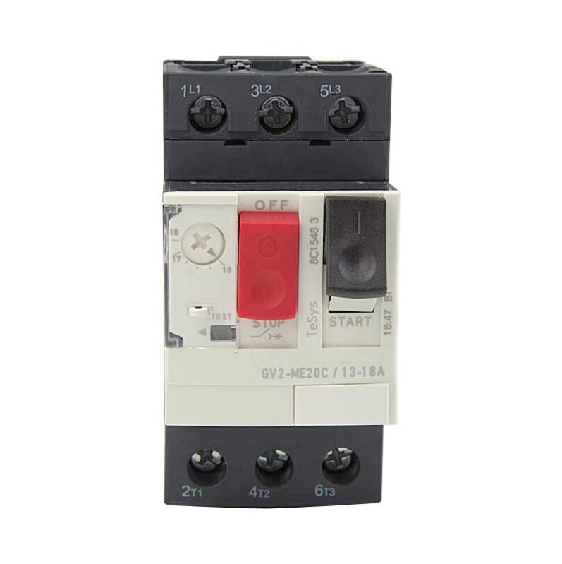 供应电机保护断路器GV2-ME09 马达开关GV2 电动机保护断路器