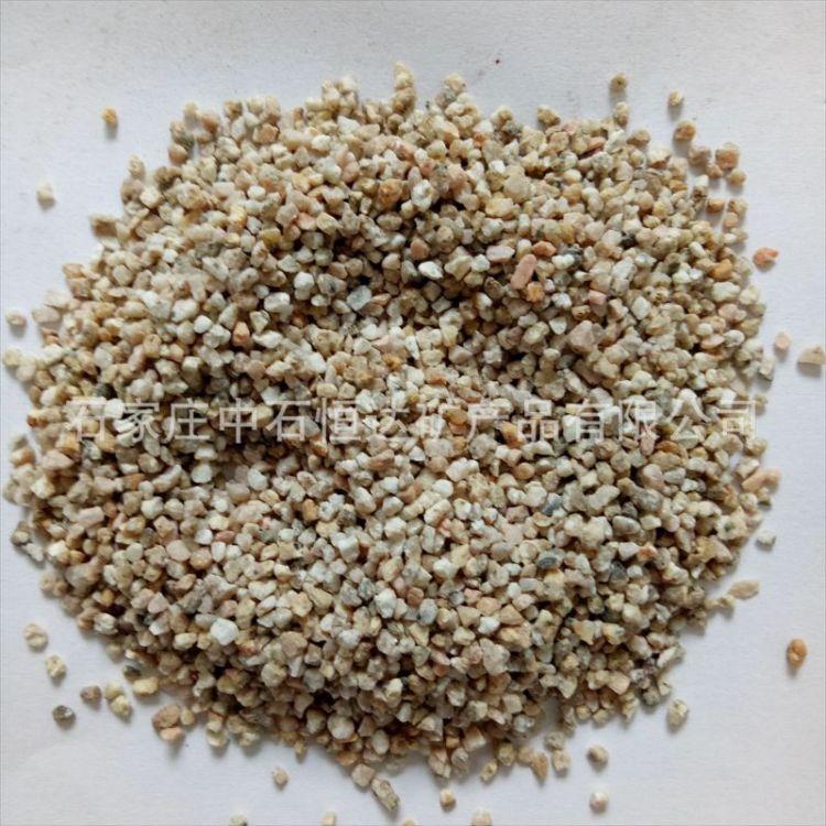 园艺铺面麦饭石颗粒 水处理麦饭石颗粒 饲料级麦饭石 厂家供应