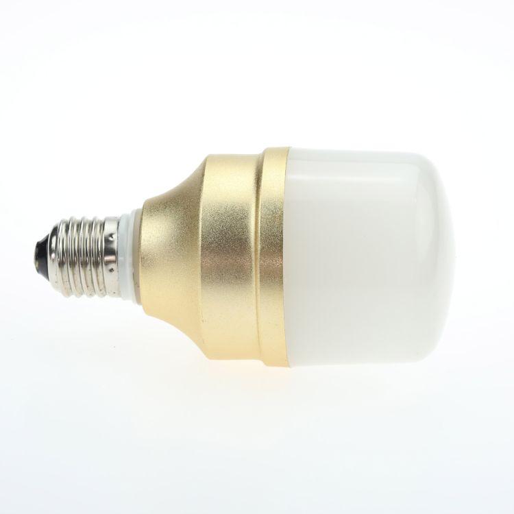 土豪金全铝球泡飞碟工矿灯 筒灯射灯天花灯外壳厂家直销交期准时
