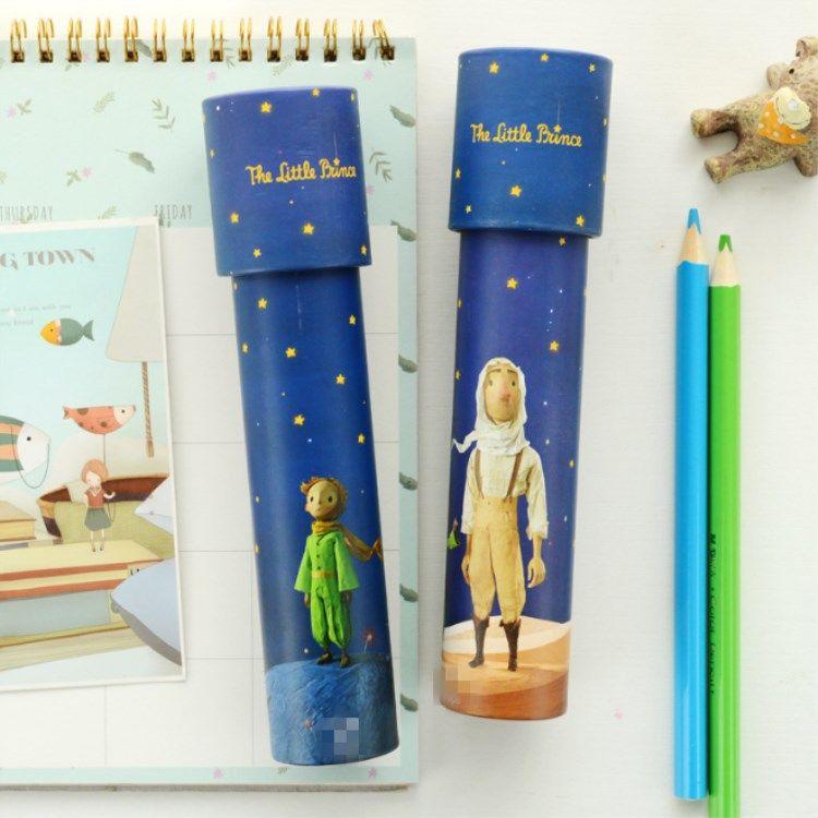 来样定制 创意玩具批发 小王子 火烈鸟 独角兽多款儿童益智万花筒