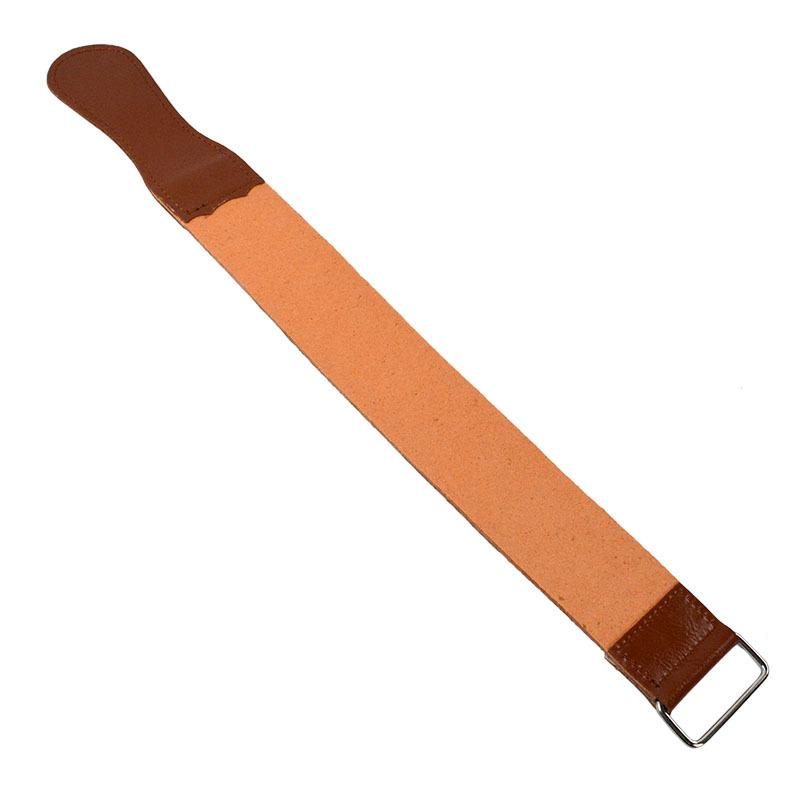 剃须刀专用磨口布荡刀布双层真牛皮刮真皮磨阻尼布抛光布定制定做