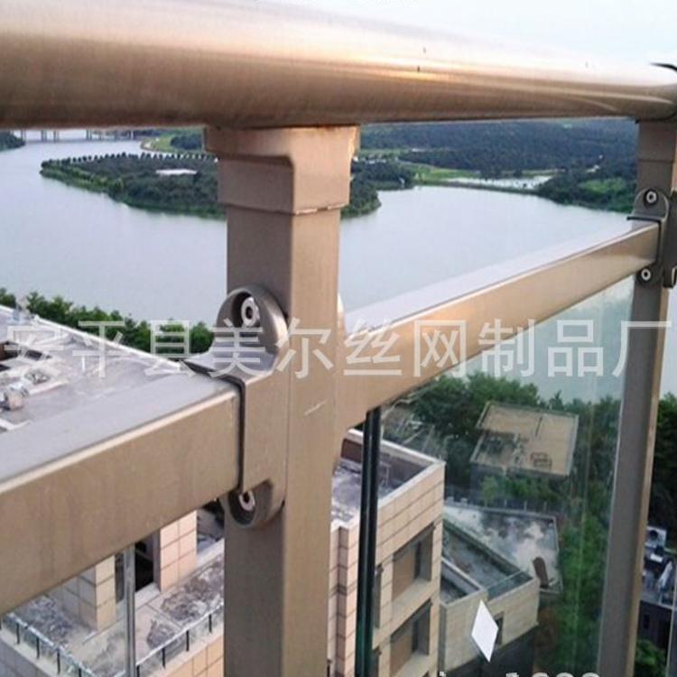 阳台护栏 建筑工地阳台防护栏 小区别墅家装阳台护栏定做阳台护栏