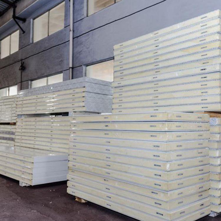 冷库板厂家定制聚氨酯保温板 冷库板成套配件安装设计 雪冬厂价直销