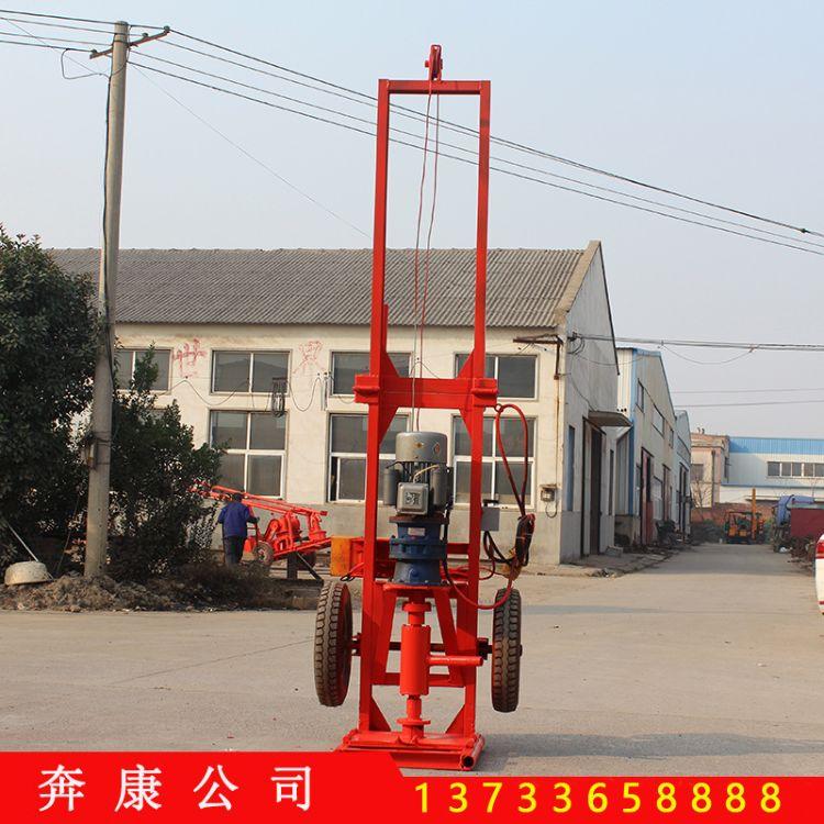 厂家直销小型打井机 钻井机-家用水井钻机可用220v家用电