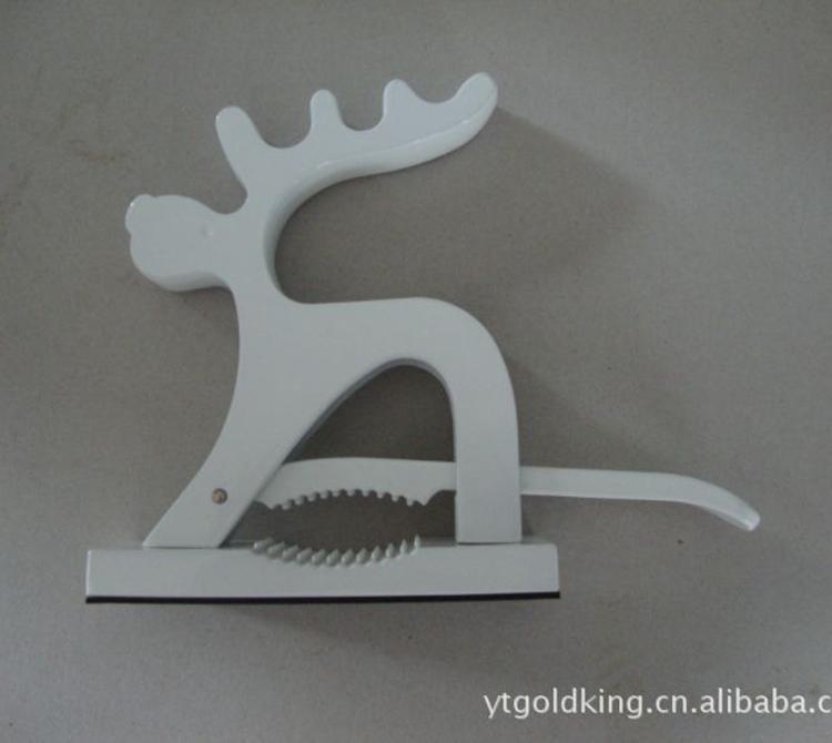 厂家出售鹿型电镀核桃机/核桃夹 LXHJ-D