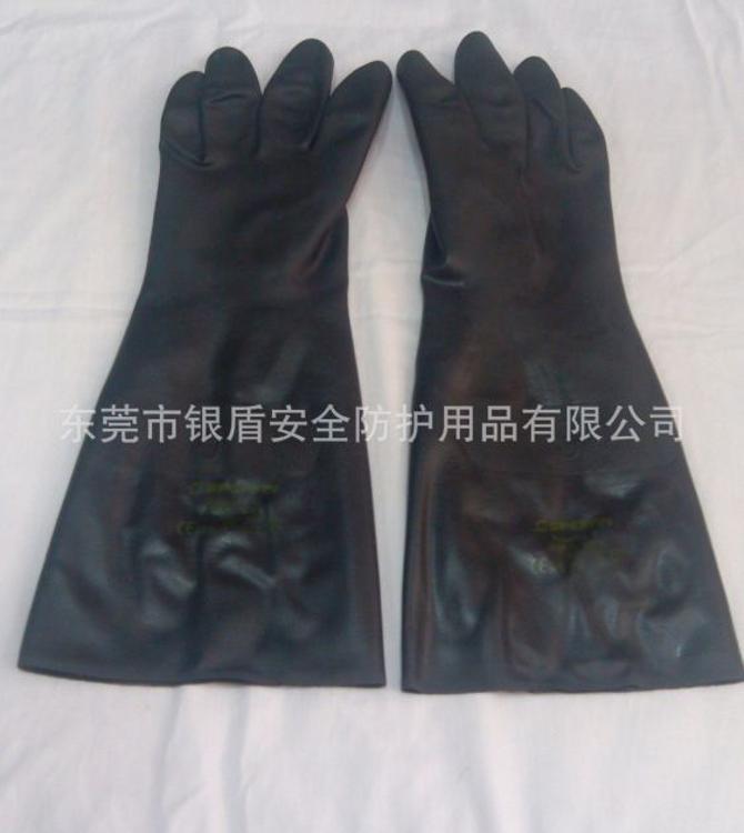 氯丁橡胶防化手套