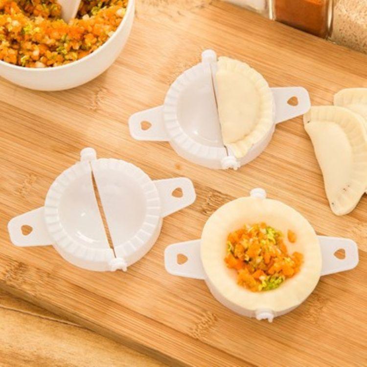家居厨房用品用具手动包饺子器手捏包饺子模具做水饺工具厨房