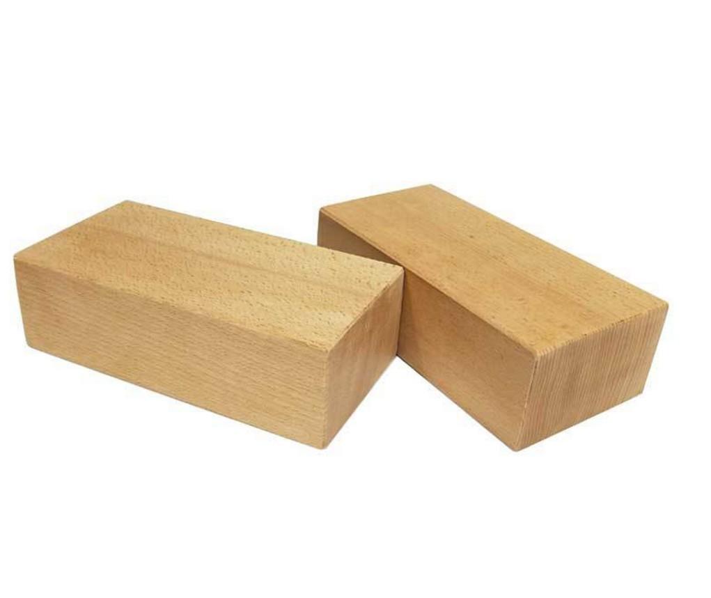 厂家直销 新品实木瑜伽砖 优质环保 瑜伽辅具用品 可上logo可订做