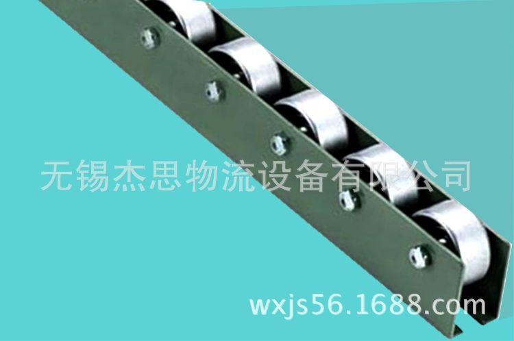 【专业品质】日本品质Φ40金属冲压福来轮、滚轮、流利条W-40SL