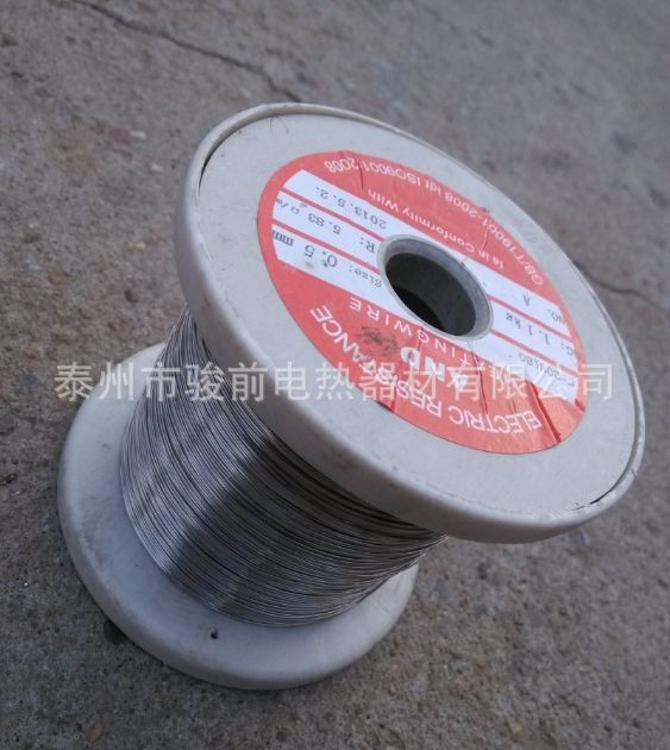 专业供应 耐高温马弗炉加热丝 电阻丝防水加热丝