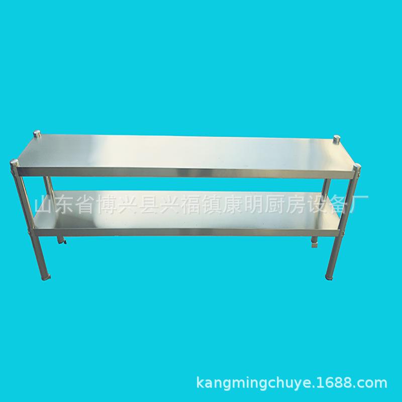台面立架 不锈钢移门单双通配套厂家直销 工作台台面立架 定做
