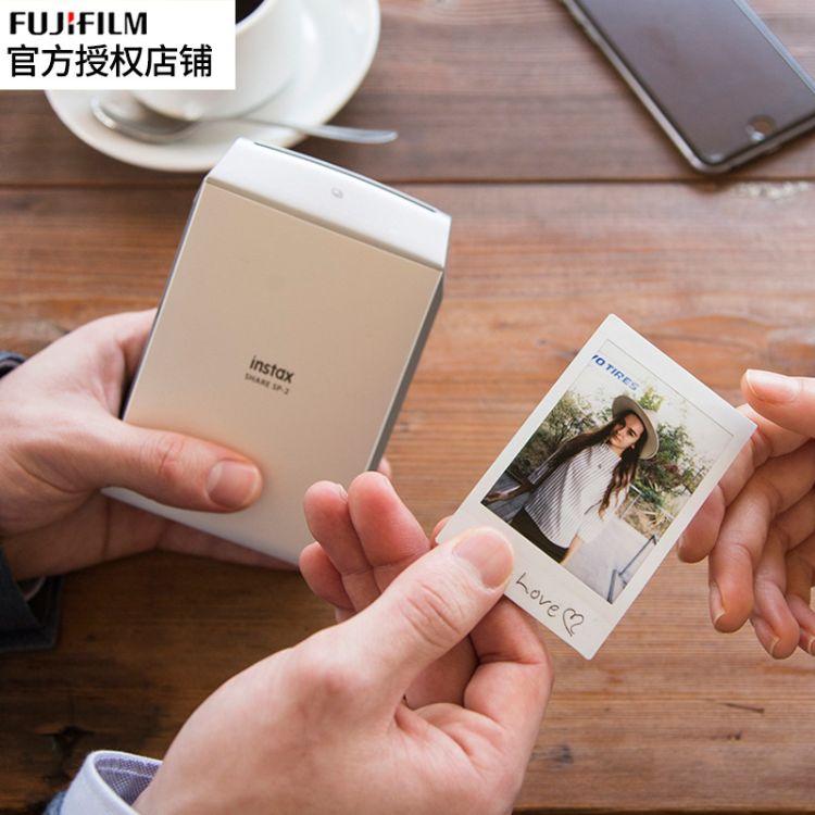 拍立得手机彩色照片打印机家用便携式sp-2/SP3彩色小型迷你