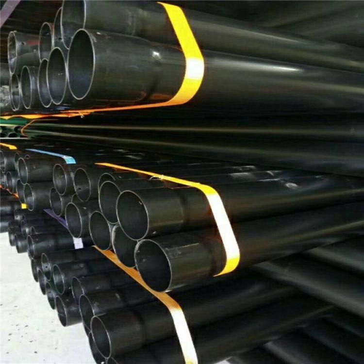 供应热浸塑电力钢管 N-HAP热浸塑电缆套管 河北热浸塑穿线钢管产