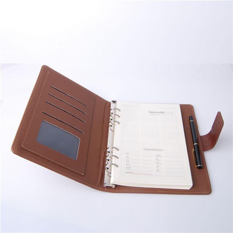 厂家定制 红色蓝色封面 精制线装商务笔记本 来图来样加工