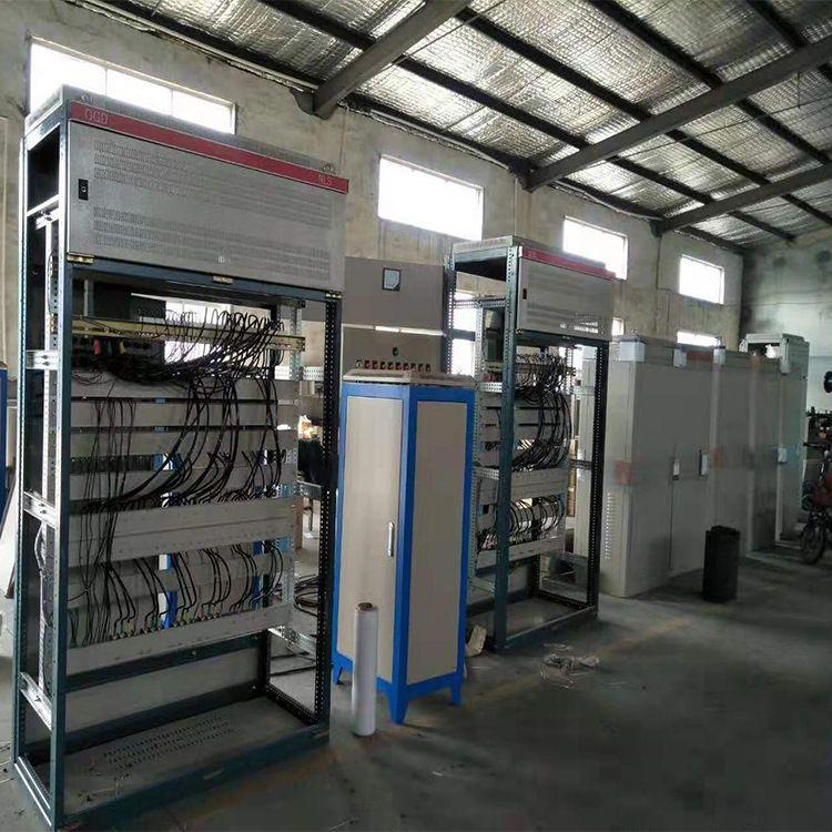空调机组低压高压变频控制柜各种控制箱生产安装