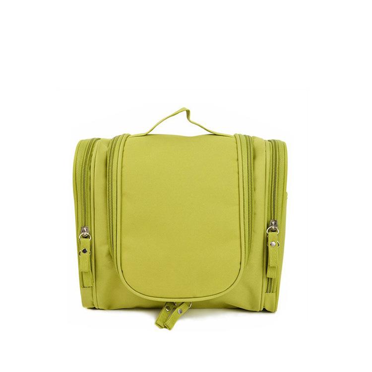 定做韩版旅游洗漱包 300D牛津布可悬挂旅游洗漱包 便携手提收纳包
