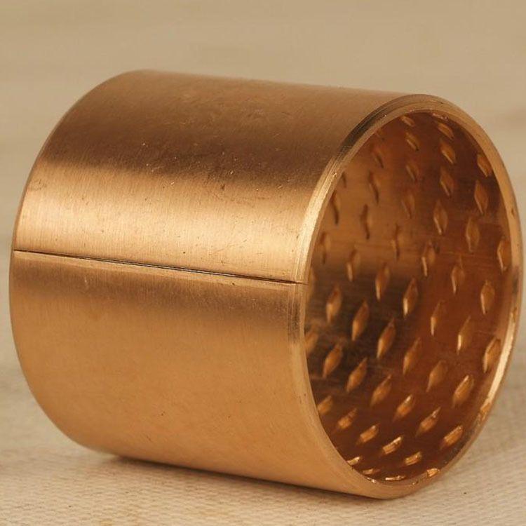 厂家直销五金制品铜套 价格优惠规格齐全 信誉厂家质量保障