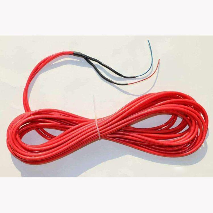 远红外线发热电地暖一件批发 碳纤维发热电缆