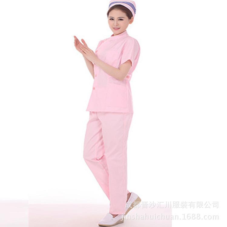 成都新款护士服定制各种规格可选 护士服定制卫生制服套装医生服护士服均可定制