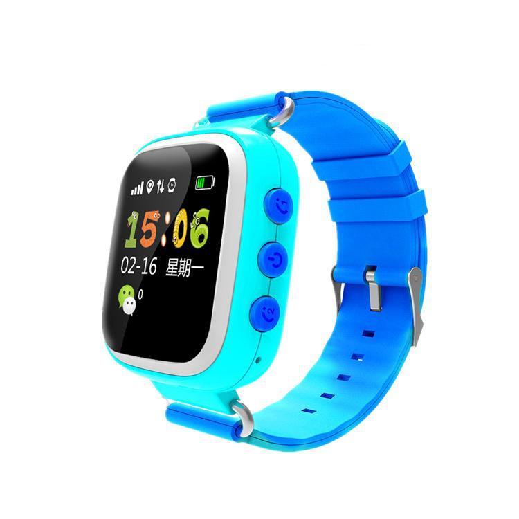 Q80天才儿童手表智能电话定位手表手机1.44彩屏可打电话ios 工厂