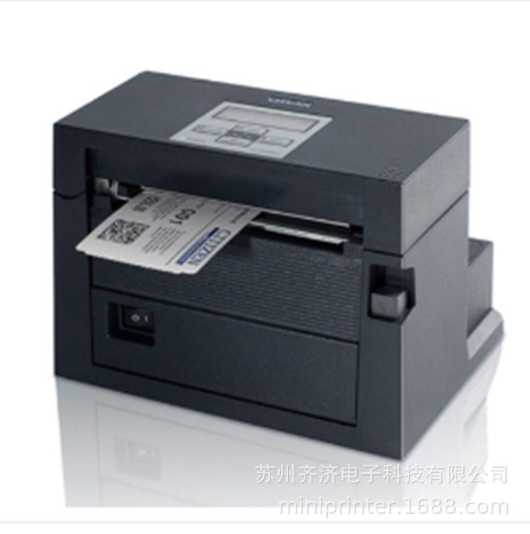 CITIZEN/西铁城 CL-S400DT 条形码标签打印机桌上型条码打印机
