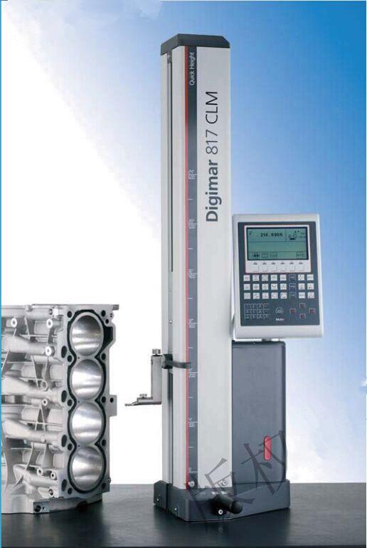 直销价 供应 苏州 马尔817系列二次元 数显 测高仪服务