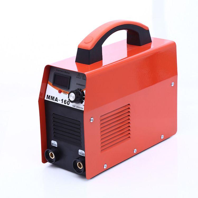 MMA-160 逆变电焊机IGBT技术小型出口跨境电商电子焊机厂家直销