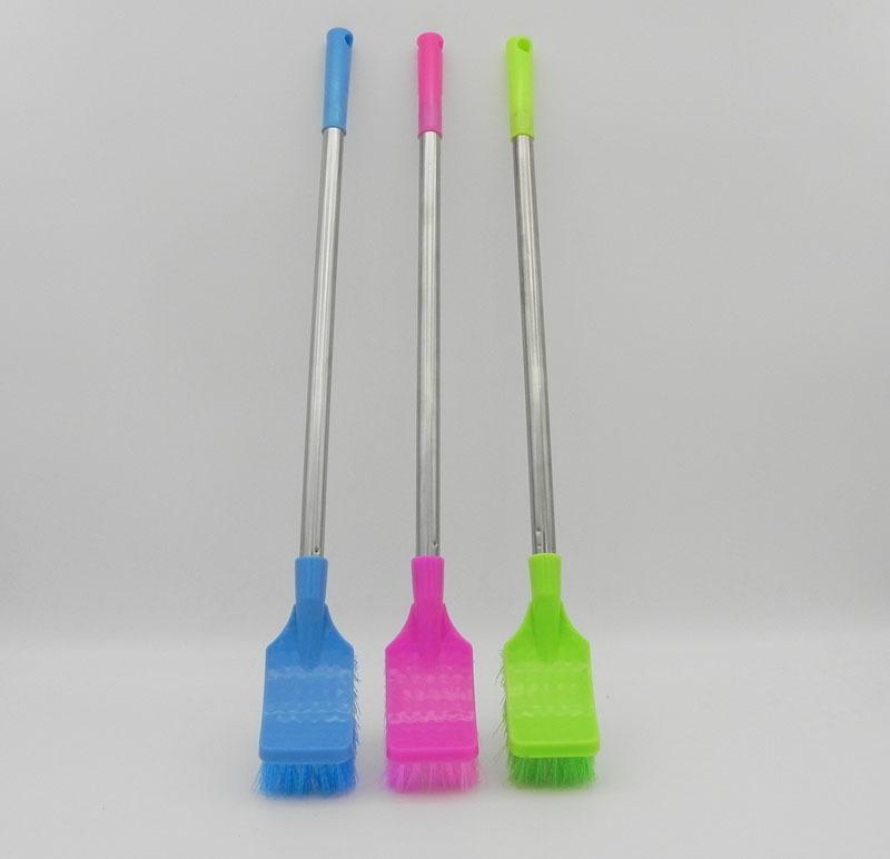 厂家批发塑料马桶刷 优质清洁用具清洁刷厕所刷 长柄卫生间清洗刷