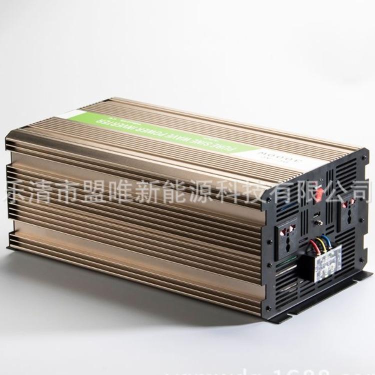 3000W离网纯正弦波逆变器12v转220V转换器 逆变电源车载逆变器