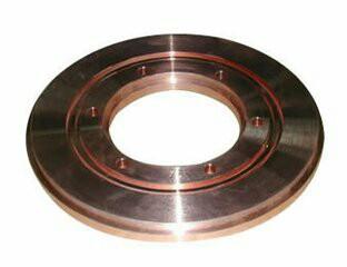 点焊机用铬锆铜缝焊轮 c18150 加工定制