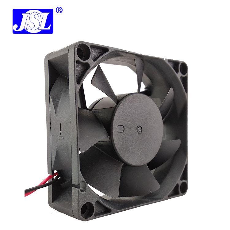 厂价 直销7025显卡散热风扇含油轴承12V直流散热风扇