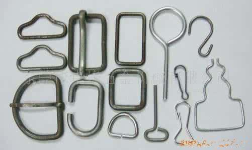 金属线材成型, 铁线折弯,加工定制