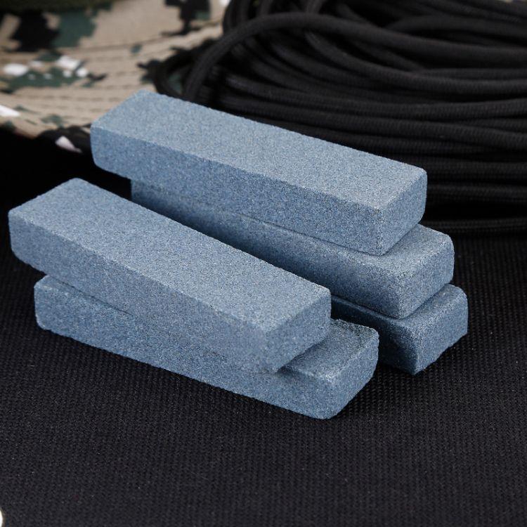 厂家直销 批发120目磨刀石 加工定制各类型规格磨刀石 赠品礼品