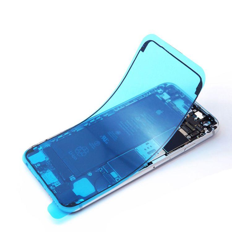 适用苹果X 7 6S iphon8P 7P 6S屏幕防水胶 贴屏圏胶密封胶 支架胶
