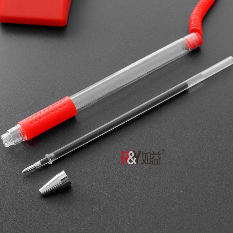LOGO 保险银行柜台签字笔  中性笔