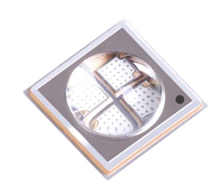 高端固化灯10W 紫光大功率LED灯珠 380-385lg uvled紫外led灯珠