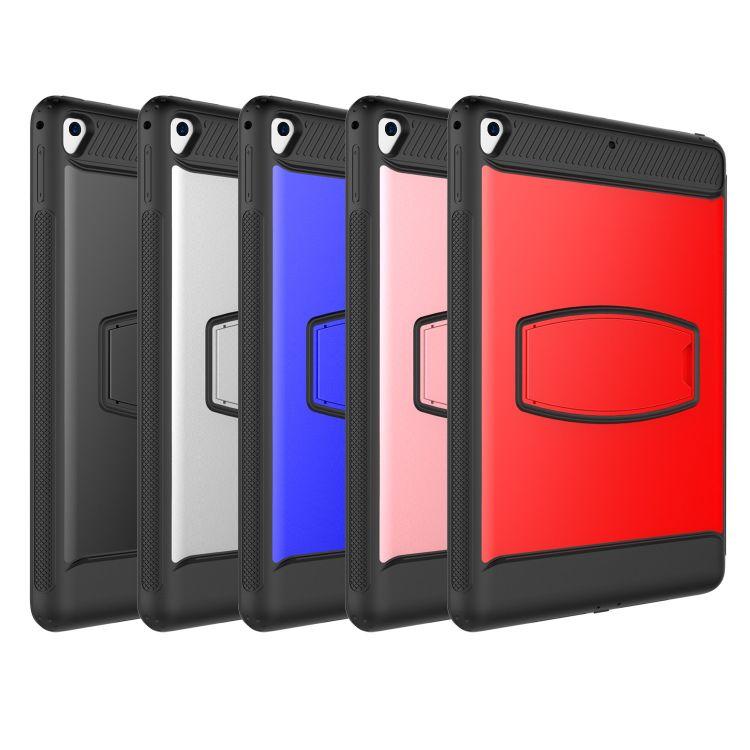 适用苹果iPad mini4保护套全包迷你儿童防摔壳酷克支架撞色保护壳