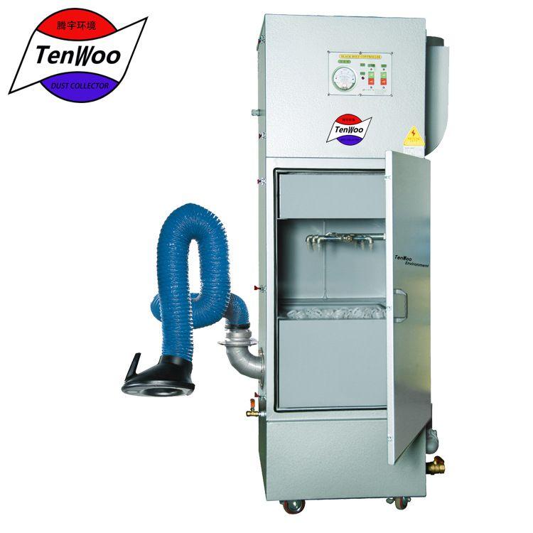 湿式除尘器 湿式工业集尘机 带火星 易燃易爆 脱硫脱酸粉尘除尘器