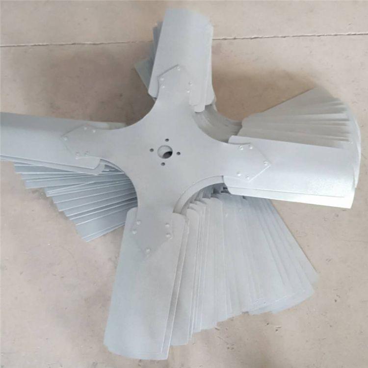 定做加工冷却塔电机风叶风扇叶降温风叶铸铝异形风叶订做