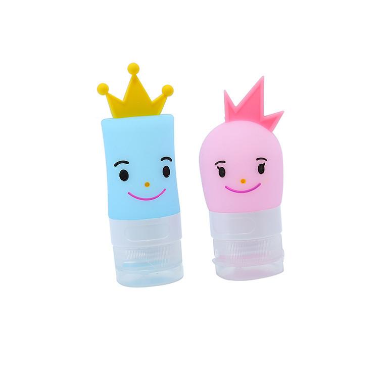 旅行硅胶分装瓶 旅行用收纳瓶 洗漱用品分装瓶子
