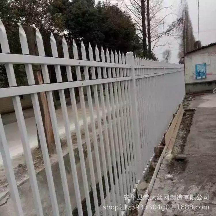 房地产围墙护栏高层住宅围墙栅栏小区围墙护栏公交车站点防护围栏