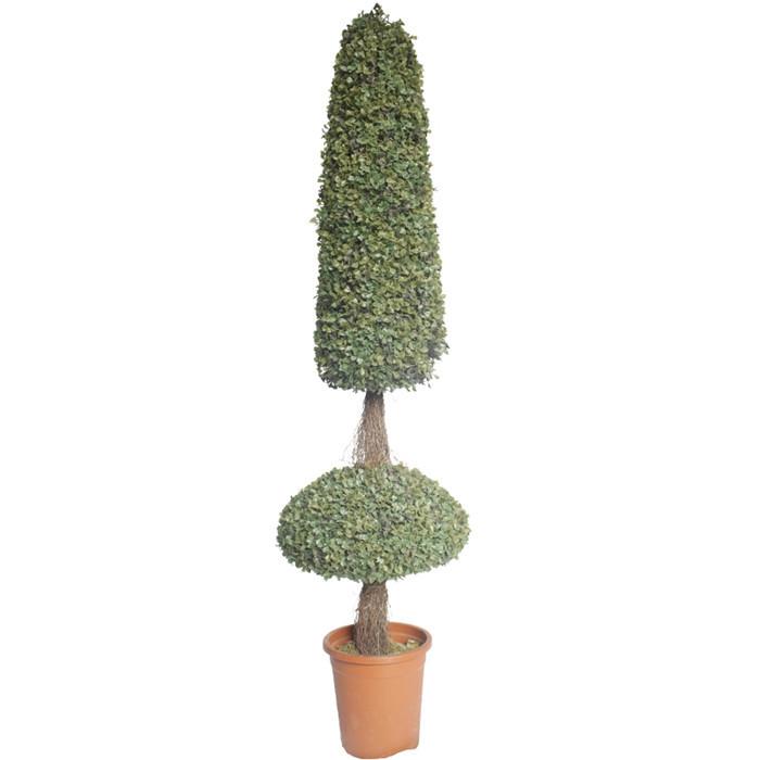 厂家仿真米兰草火炬造型盆栽人造盆栽景观植物室内外绿植造型设计